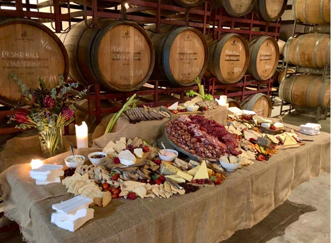 Urban Winery Sydney – Blank Canvas Venues