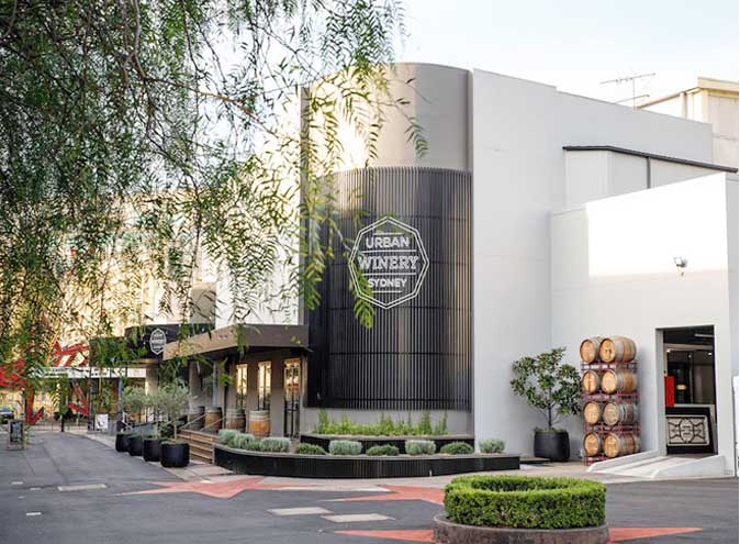 Urban Winery Sydney <br/> Blank Canvas Venues
