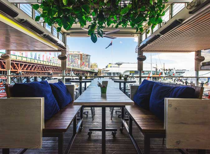 Helm Bar – Waterside Bars