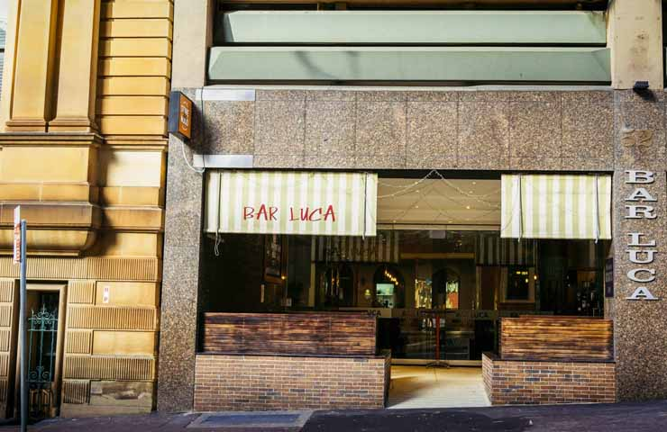 Bar Luca – Burger Bar
