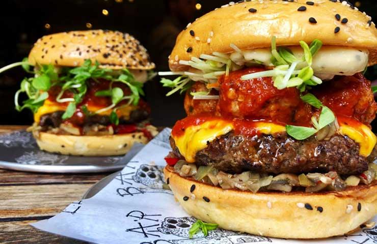 Bar Luca <br/>Best Burger Bar