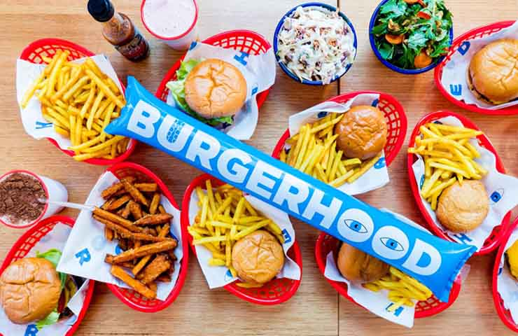 Burgerhood – Family Friendly Burgers