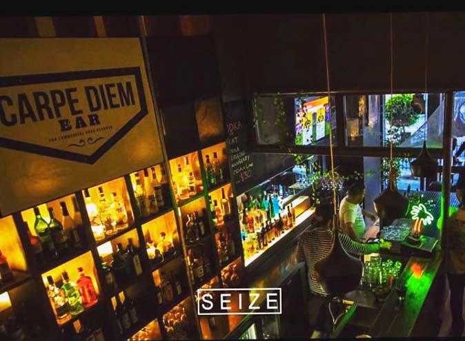 Carpe Diem Bar – Great Courtyards
