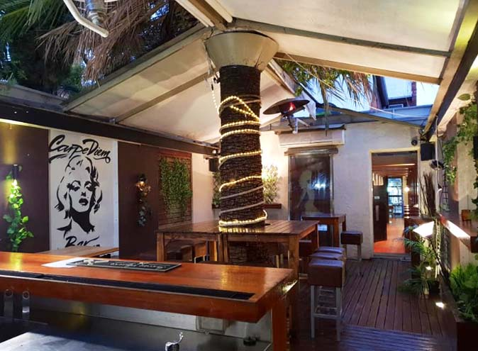 Carpe Diem Bar – Great Courtyards