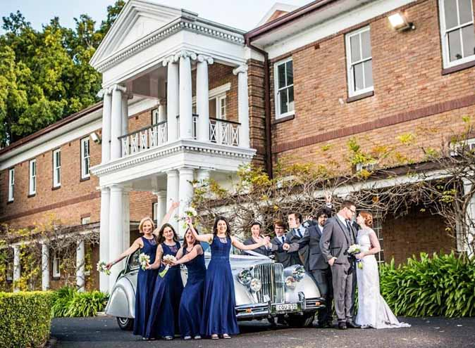 Cropley House – Wedding Venues