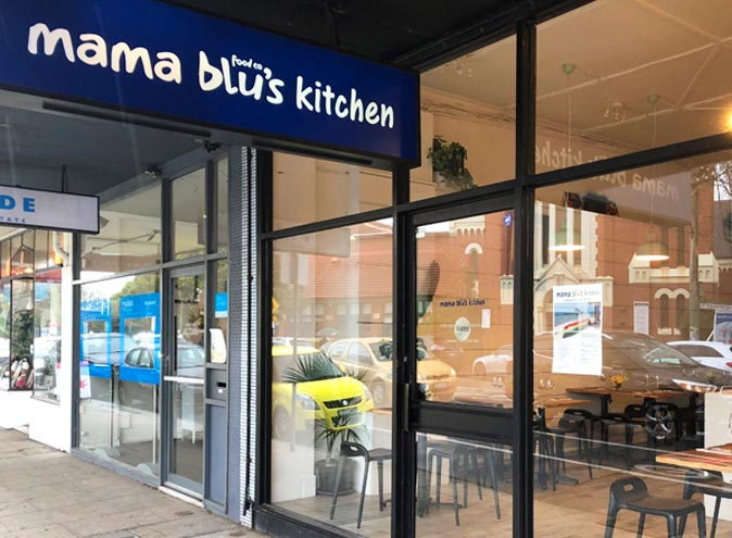 Mama Blu's Kitchen – Caribbean Restaurants