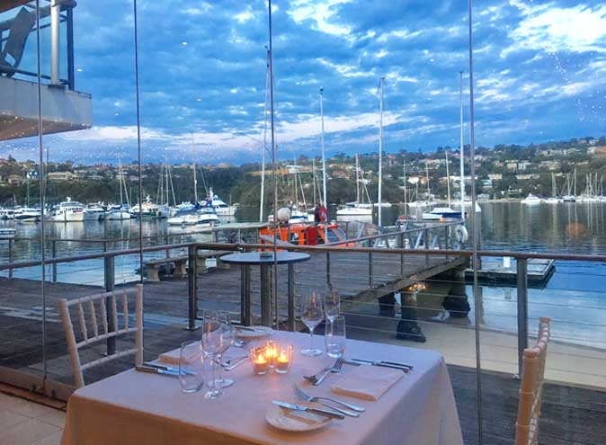 Orso – Top Waterfront Restaurants