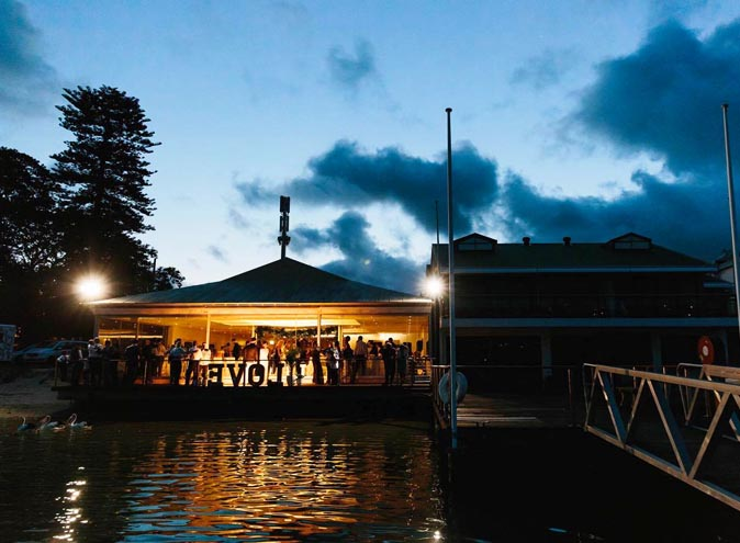 Orso – Top Waterfront Restaurants