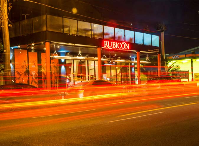 Rubicon Bar & Restaurant <br/> Best Date Bars