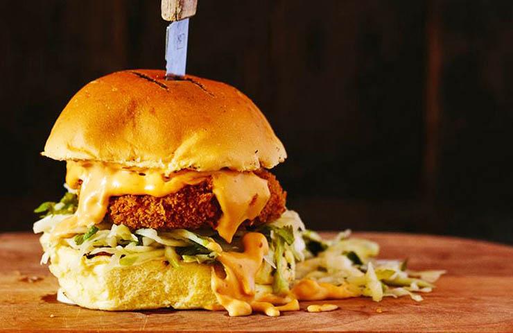 Soul Burger – Vegan Burgers