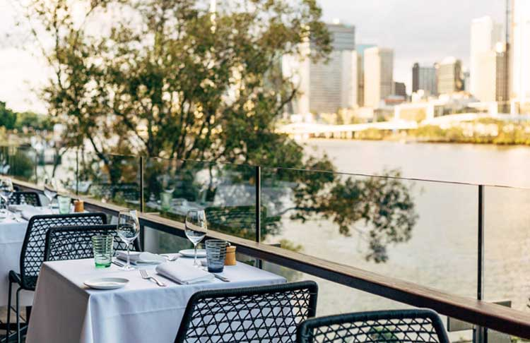Stokehouse Q Restaurant South Bank Restaurants Brisbane Dining Romantic Luxury 2