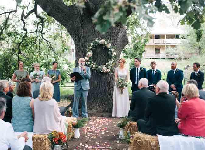 Collingwood Children's Farm – Riverside Wedding Space