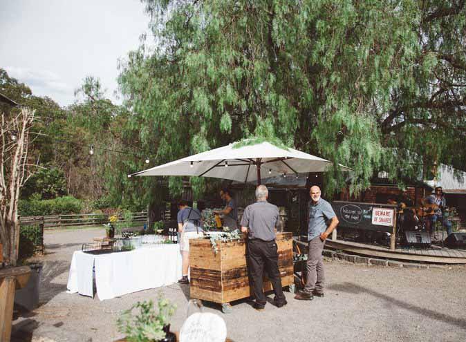 Collingwood Children's Farm <br/> Outdoor Event Spaces