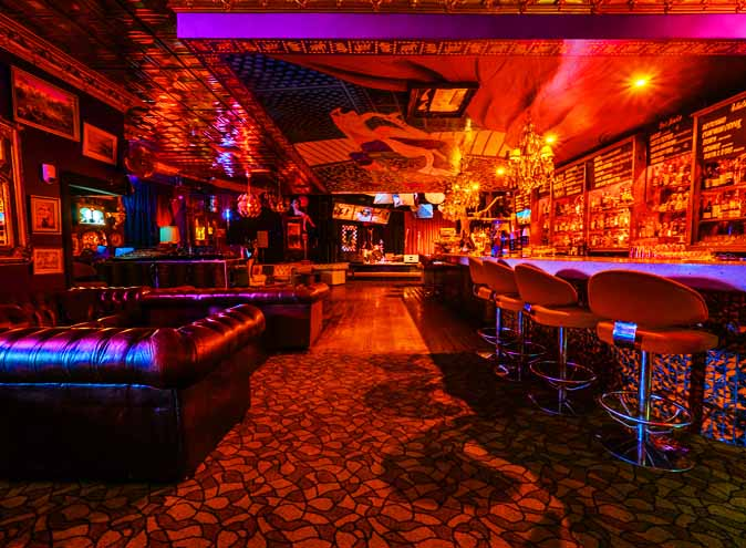 Lazybones Lounge – Live Music Bars