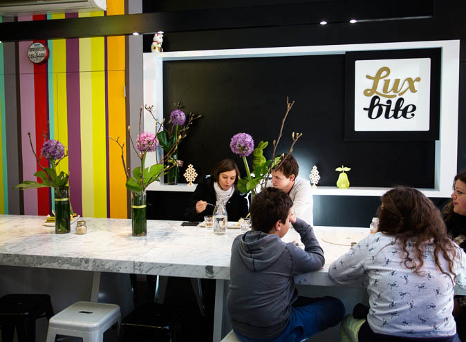 Lux Bite – Cutest Dessert Cafes