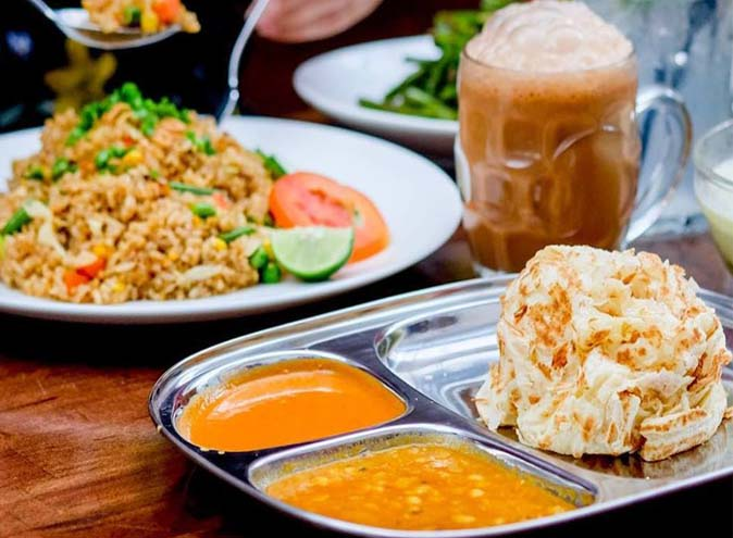 Mamak – Best Late Night Restaurants