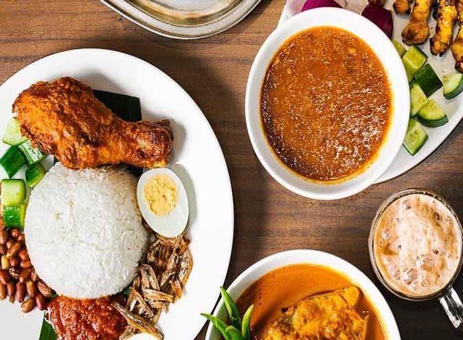 Mamak <br/> Best Late Night Restaurants