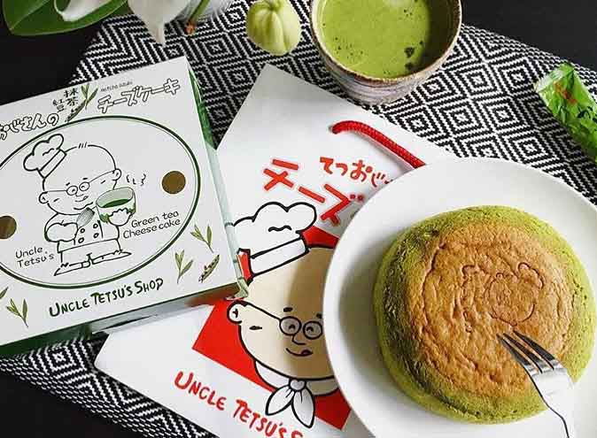 Uncle Tetsu </br> Best Dessert Cafes