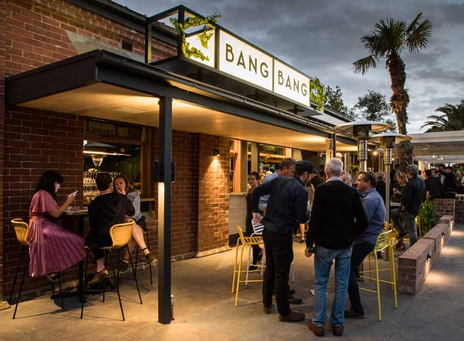 Bang Bang <br/> Outdoor Function Rooms