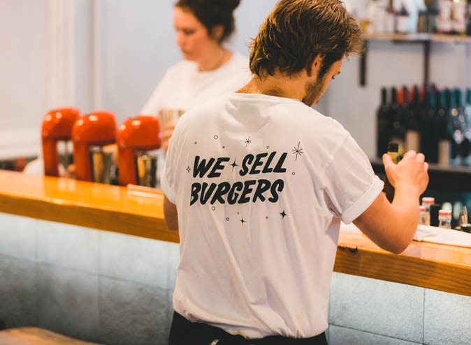 Big Bopper Burgers – CBD Venue Hire