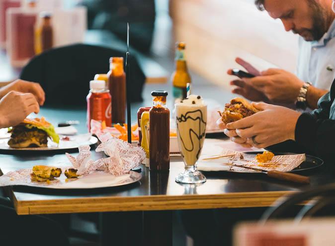 Big Bopper Burgers – American Diners