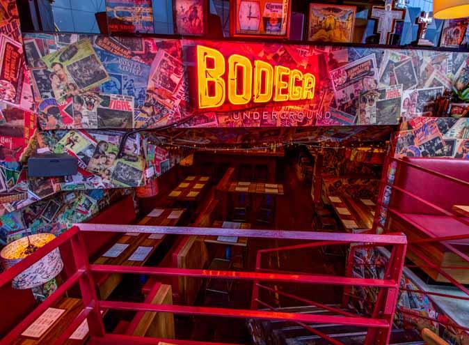 Bodega Underground – Fun Event Venues