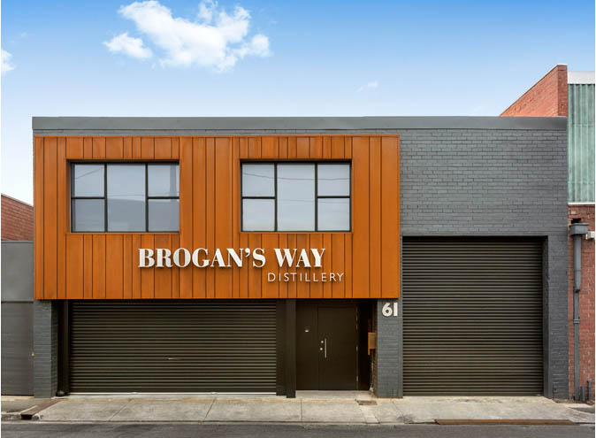 Brogan's Way Distillery – Gin Bars