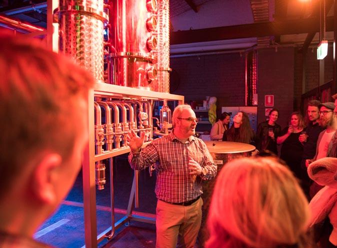 Brogan's Way Distillery <br/>Best Gin Bars