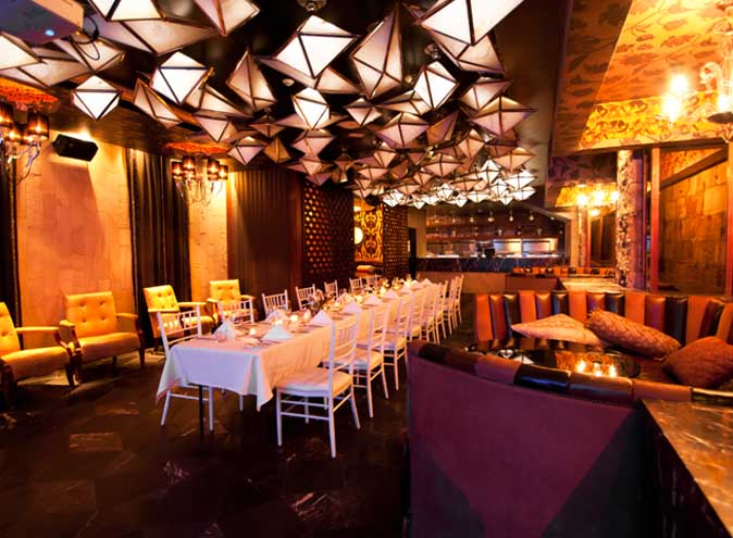 Cloudland <br/> Top Italian Restaurants