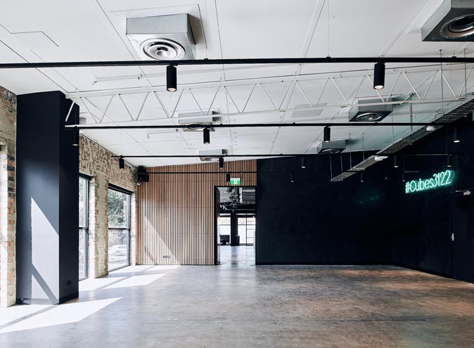 MicDrop Hawthorn – Warehouse Hire