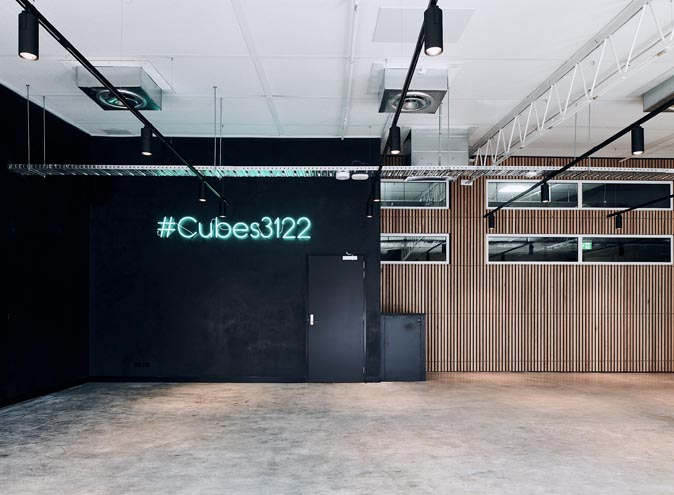 Cubes3122 Hawthorn – Warehouse Hire