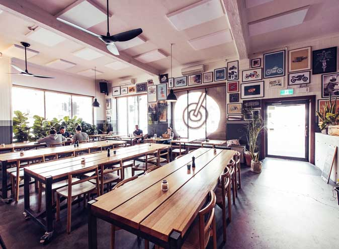 Deus Cafe – Themed Venues For Hire