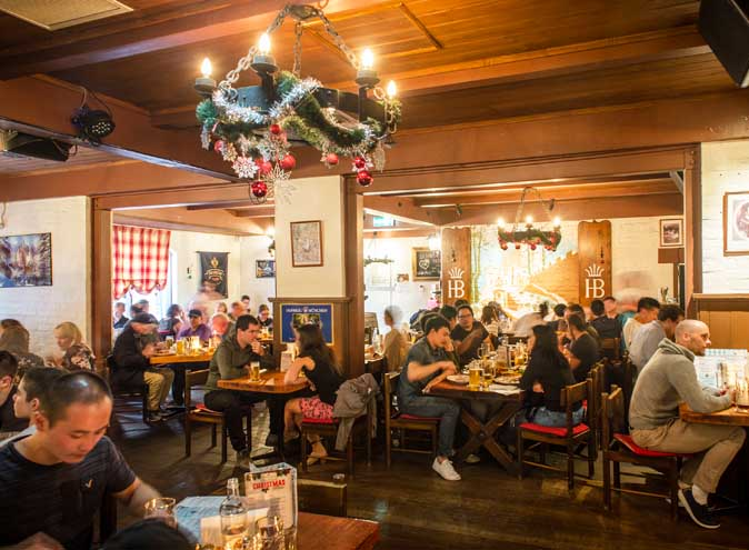 Hofbrauhaus <br/> Bavarian Function Rooms