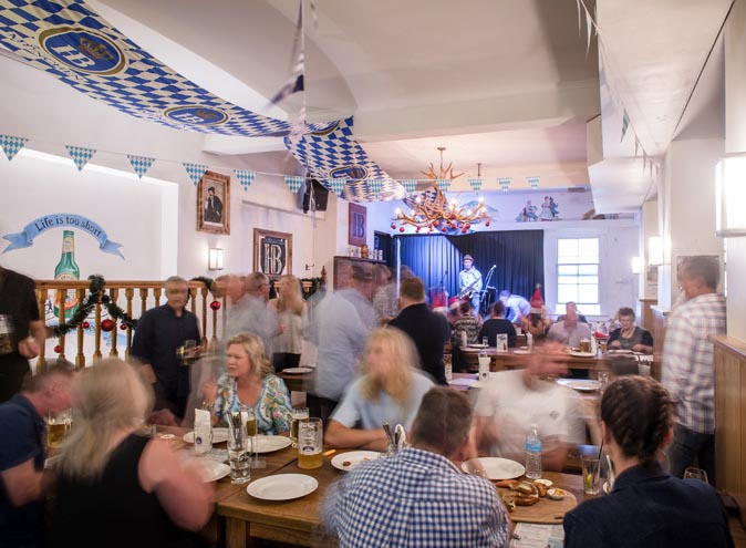Hofbrauhaus – Themed Event Venues