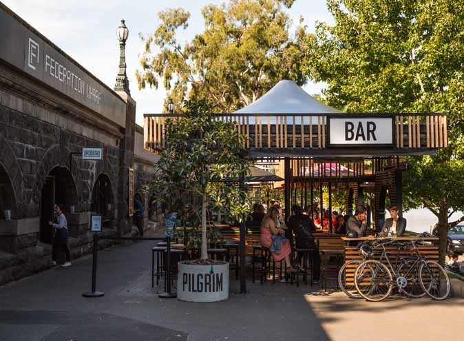 Pilgrim Bar – Hidden Waterside Bars