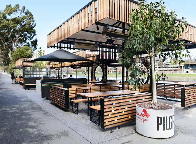 Pilgrim Bar <br/> Hidden Waterside Bars