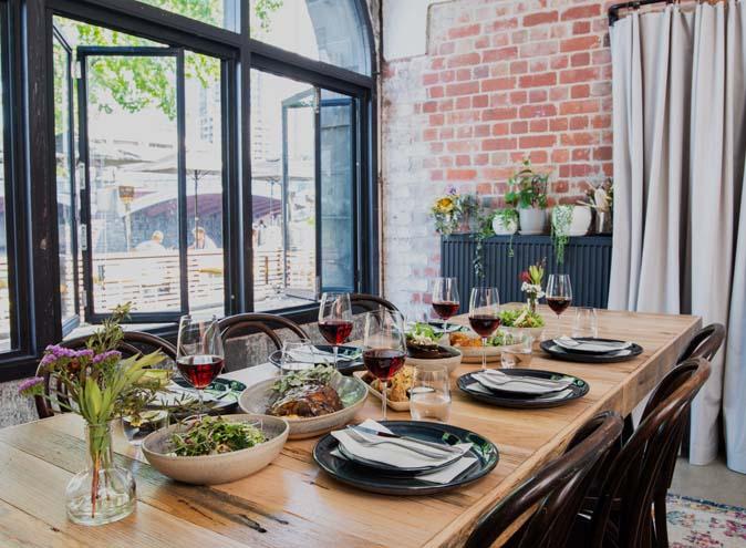 Pilgrim </br> Top Riverside Restaurants