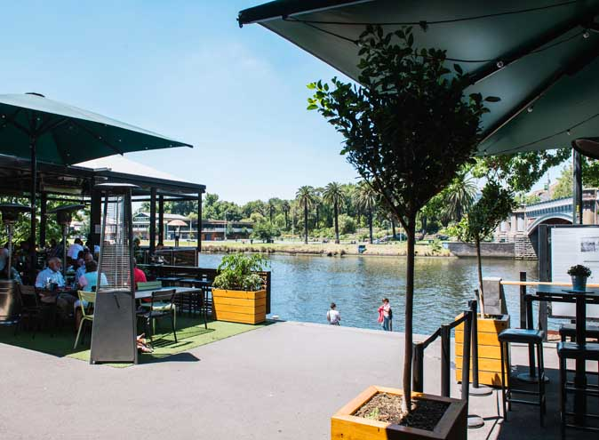 Riverland Bar – Waterfront Venue Hire