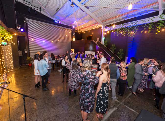 Rokeby100 – Warehouse Venue Hire