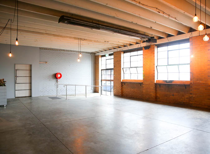 Small Talk Events Space – Blank Canvas