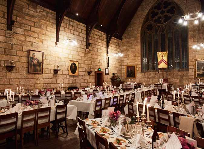 St Pauls Events & Stays <br/> Large Function Rooms