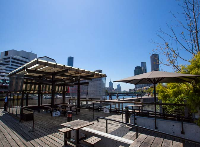 The Boatbuilders Yard <br/> South Wharf Venues