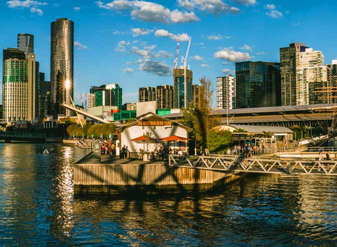 The Boatbuilders Yard – South Wharf Venues