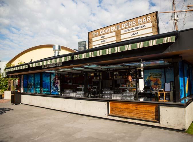 The Boatbuilders Yard – Riverside Restaurants