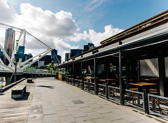 The General Assembly <br/> Top Waterfront Bars