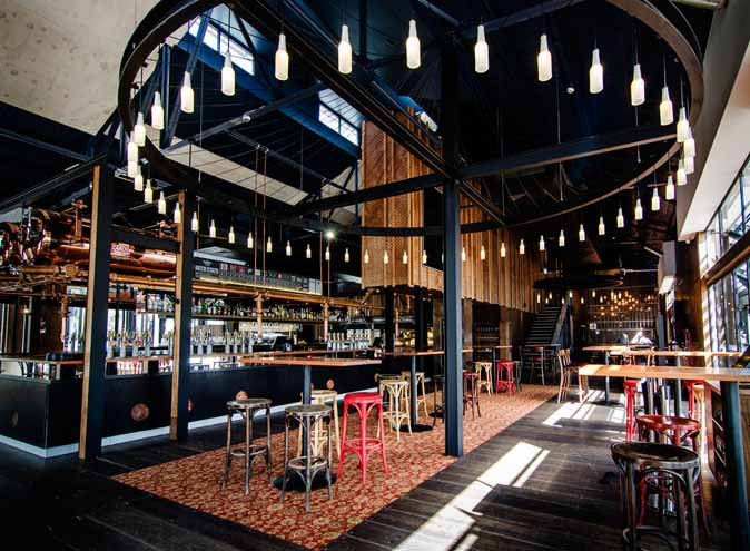 The General Assembly – South Wharf Eateries