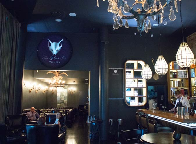 The Silver Fox – CBD Wine Bars