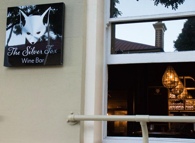 The Silver Fox – CBD Wine Bars