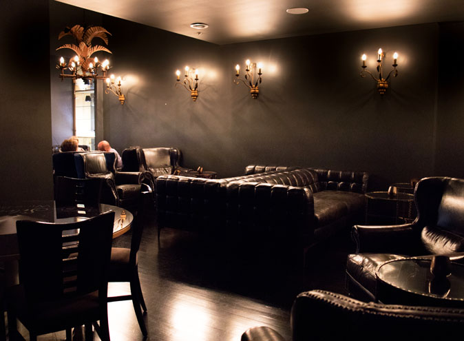 The Silver Fox Wine Bar – Intimate Venues