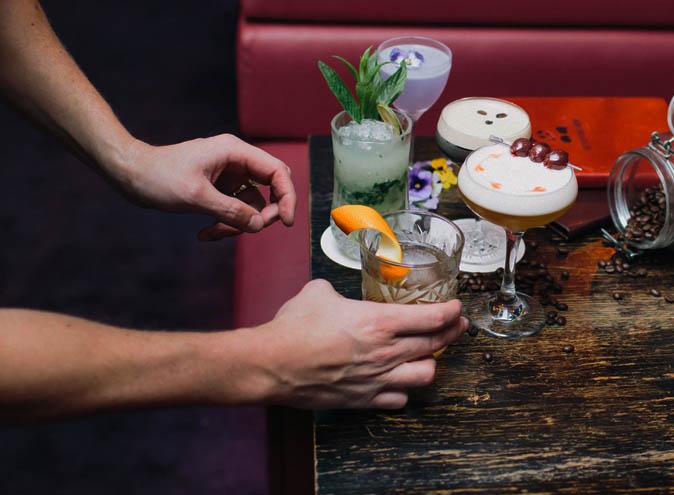 The Smoking Panda – Chinese Eatery & Bar